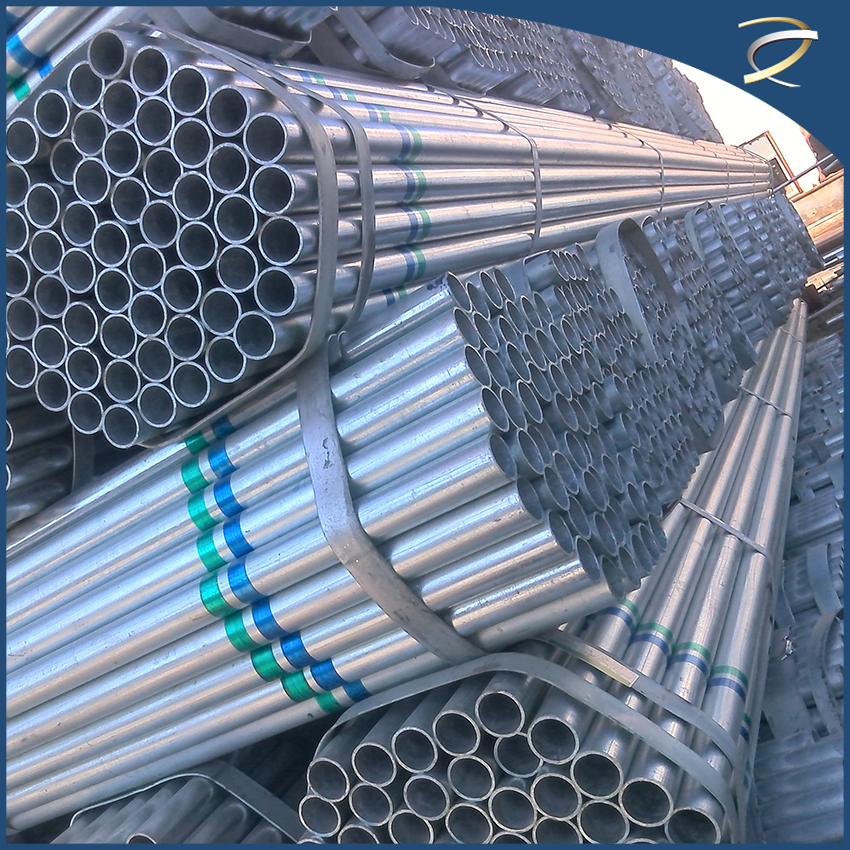 Clearance Sale Green House Hot Dipped Galvanized Steel Pipe
