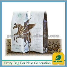 Blue Mountain Coffee Bag/coffe beans packaging bag for Germany coffee