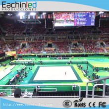 2017 Olympic Games outdoor video wall led display screen P10 with free led module