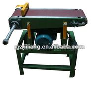 bench grinder 1524MM*180MM flat belt grinder with drum for grinding / polishing metal and wooden product surface to be mirror