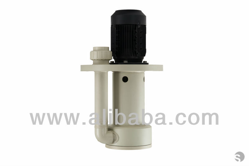 VERTICAL CENTRIFUGAL PUMP - CORROSION PROOF