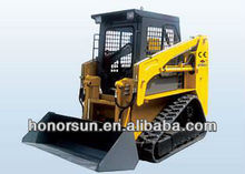 crawler Skid Steer Loader and attachments Bobcat like,engine power 50hp,rated load 700kgs,Italian Hydaulic Pump,CE certification