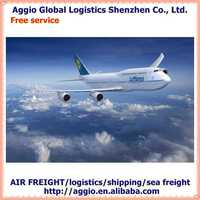 aggio China International air Logistics air cargo argentina