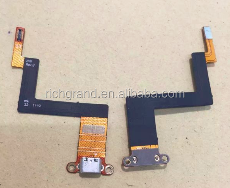 USB Connector Charger Port Dock Charging Flex Cable For Blackberry Q20 Hot Selling