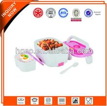 electric thermo square lunch box food container for take away food