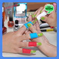 Cohesive Flexible Self Adhesive Nail Wrap