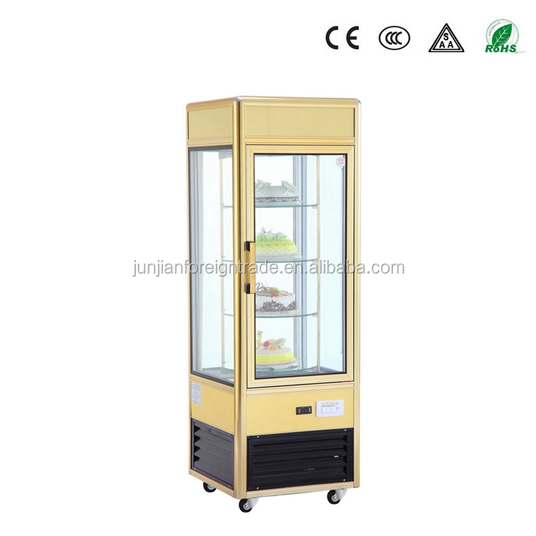 display cake cases full vision display cases table top luxury display cases