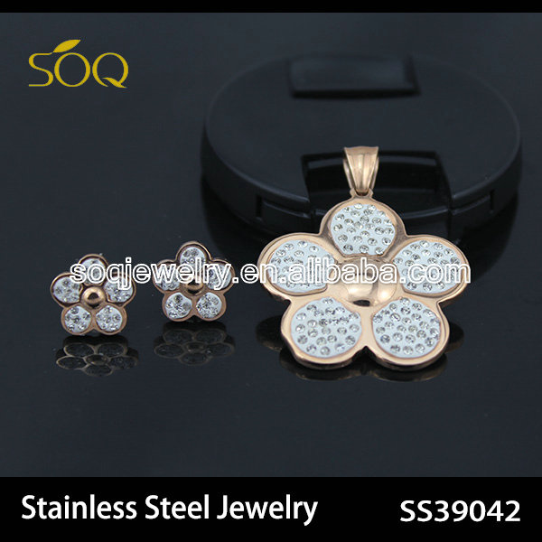 wholesale italian gold plated jewelry sets