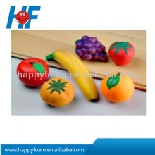2016 Hot sales for people health fruit stress ball