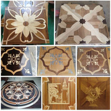 Designed Art Parquet Floors Wood Inlays Parquetry Flooring