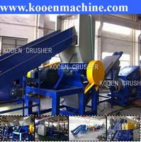 sale china plastic crusher for crushing pe pp film bags
