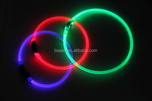 Hot Sale Products New Electronic Gadgets Light Pet Collar Flashing Night Pet Products LED Dog Collar