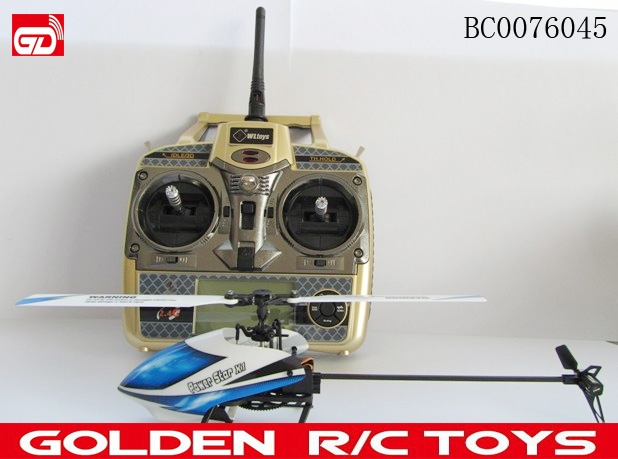 Wltoys V977 2014 latest design 2.4G 6-CH <strong>model</strong> king rc helicopter 360 degree eversion