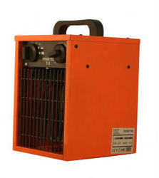POWER TEC EL-2 electric heater 650W / 1300W / 2000W