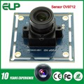 MJPEG USB Camera module 720p for WinCE, LINUX system with 2.8mm board lens