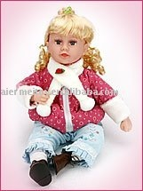 Promotional Custom Plastic Small People Toy OEM Doll baby