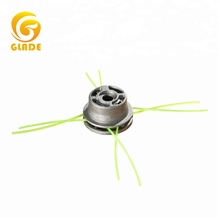 JY-01 grass cutter parts aluminium trimmer head for garden tools