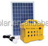 DC solar kit complete 36W mobile home solar panel system for lights, fans, tvs,MP3,FM