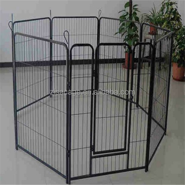 8panels metal dog pens kennel