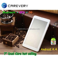 Low price 7 inch dual core tablet shenzhen electronic best selling