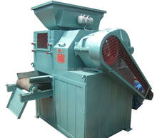 Environment friendly coal pellet making machine