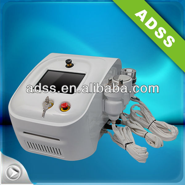 Vacuum Ultrasonic Cavitation fat reduction cellulite removal and skin tightening equipment