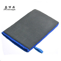 Newest premium quality microfiber car washing clay mitt