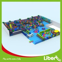 China Liben Used Soft Indoor Kids Play Center for Sale LE.T5.311.220.00