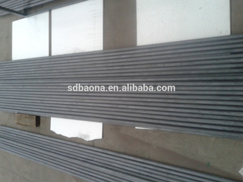 Good thermal conductivity Reaction Bonded Silicon carbide Pipes for heat exchanging