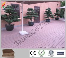 2012 Wood Plastic Composite Floor with High Quality