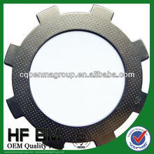 CD70 Steel Clutch Plate Motorcycle Parts Wholesale, Superior Cold Roll Steel 1.5mm With Good Flattening