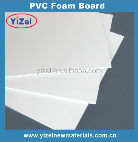 High quality factory supply free samples high density 3mm pvc sheet
