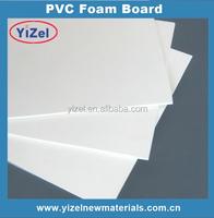 High quality factory supply free samples high density 3mm pvc sheet