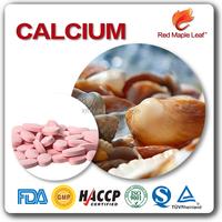 Food Supplements Bulk Pack Vitamin D Calcium Tablets