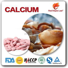 Food Supplements Bulk Pack Vitamin D Calcium Tablets