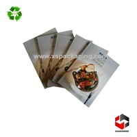 recycled luxury custom printed catalogue