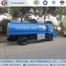 CHINA New 5 liter small stainless steel milk truck tank for sale
