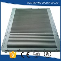 High quality no leakage refrigent air cooler inlet and outlet