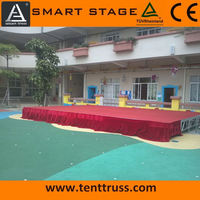 Removable Used Portable Stage Platform For Sale