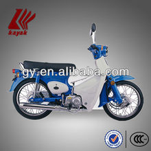 Colorful Europe 70cc motorcycle with EEC Certificate,KN70A