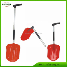 Multifunction Telescopic car snow shovel,plastic car snow shovel, Snow Shovel