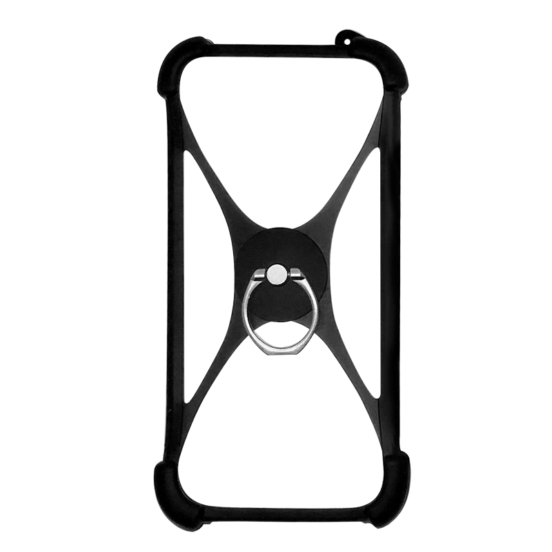 universal silicone phone case for iPhone 8