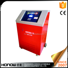 Bus A/C System Recycle Recovery & Recharge Vacuum Machine HO-L900, heavy vehicle ac service machine