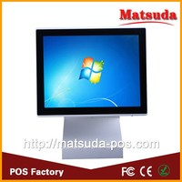 windows7 supermarket touch screen pos devices with software
