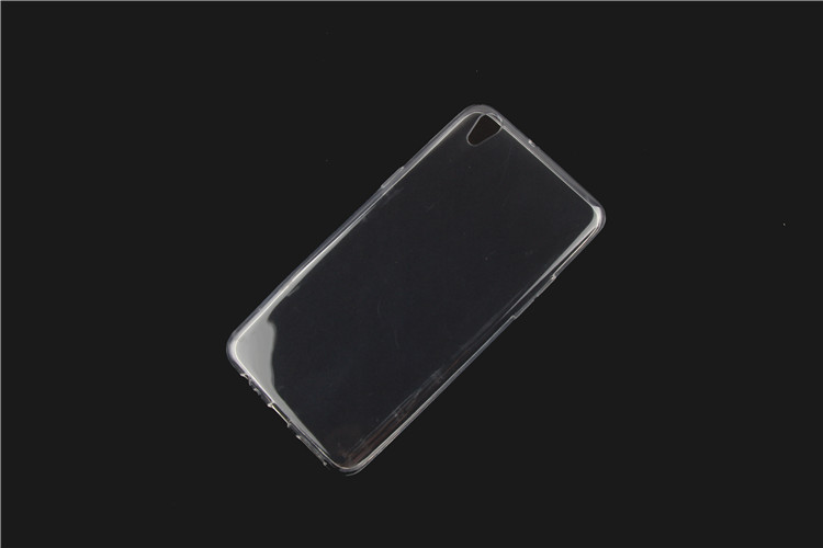 0.5mm ultra-thin tpu for vivo y51 transparent mobile phone case back cover cheap price