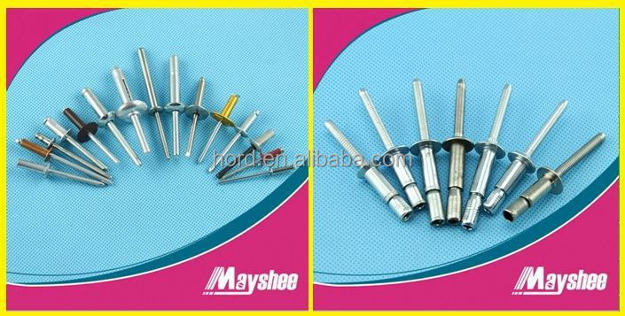 Factory ! ISO 15983 Stainless steel POP Blind Rivets