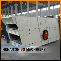 Popular Broken Stone Vibrating Screen from Factory