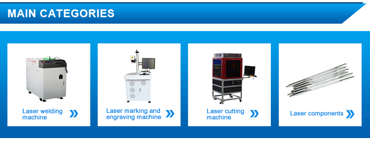 20w 30w 50w fiber laser marking machine/stainless steel colour laser marking