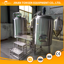 Restaurant beer equipment/beer brewing system/brewery storage tank various models from 100L to 10000L