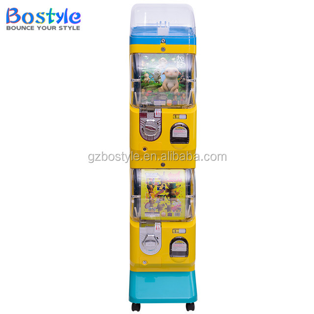 Factory Price 45mm Toy Bouncy Ball Vending Machine